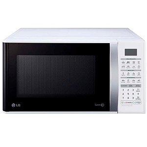 Forno de Micro-ondas LG EasyClean MS3052R com I Wave e ECO ON 30L