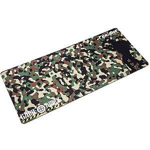 MousePad Gamer Camuflado Para Teclado E Mouse 0458 Grande -  Bright