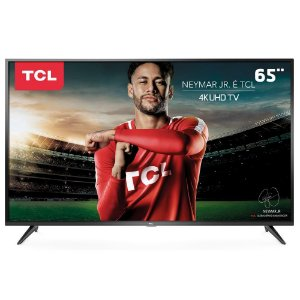 "Smart TV TCL LED 65"" UHD 4K 65P65US - TCL"