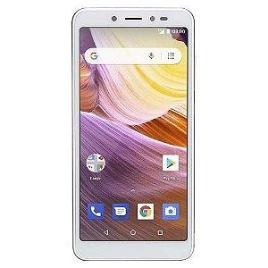Celular Smartphone MS50G DOURADO/BRANCO NB731 - Multilaser