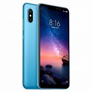Smartphone Xiaomi Redmi Note 6 Pro 64Gb - Azul
