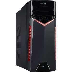 Desktop Gamer Aspire GX-783-BR11 Intel Core i5 8GB (GeForce 1050TI com 4GB) 1TB W10 - Acer