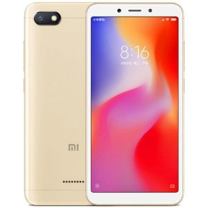 Xiaomi Redmi 6A dual Android 8.1 Tela 5.45 16GB Camera 13MP