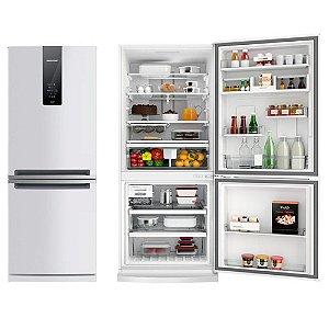 Refrigerador / Geladeira Brastemp Inverse Frost Free, 2 Portas, 443L - BRE57AB