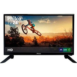 "TV Philco Led HD 24"" PH24N91D - Bivolt"