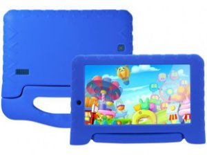 "Tablet Infantil Kid Pad Go com Capa - 16GB 7"" Wi-Fi Android 8.1 Quad Core Câm. 1.3MP - Multilaser"