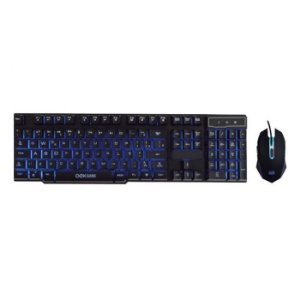 Kit Teclado e Mouse OEX Combo Punch TM-302