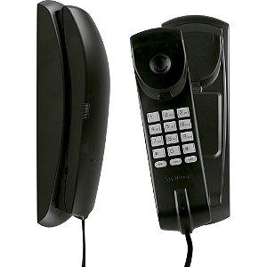Telefone Fixo Com Fio Gondola Tc 20 Preto Intelbras
