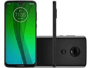 "Smartphone Motorola Moto G7 64GB Dual Chip Android Pie - 9.0 Tela 6.24"" 1.8 GHz Octa-Core 4G Câmera 12 + 5MP (Dual Traseira)"