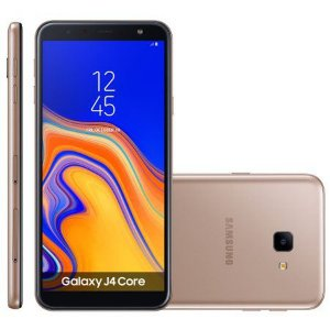 Smartphone Samsung J410G Galaxy J4 Core Cobre 16GB