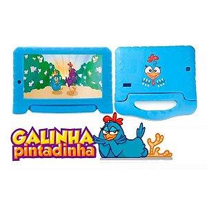 Tablet Galinha Pintadinha Plus 16Gb Dual Câmera NB311- Multilaser