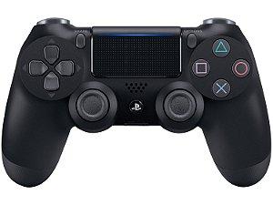 Controle Ps4 Sem Fio Dualshock 4 Preto Playstation 4 - Sony