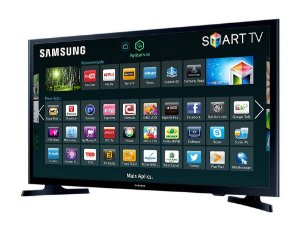 Smart TV LED Samsung 32'' UN32J4290 2 HDMI 1 USB com Wi-Fi  - Samsung