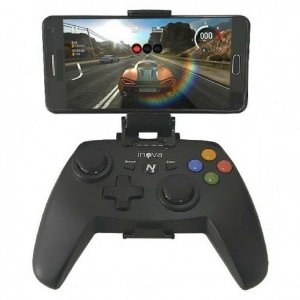 Controle Inova Con142b Joystick Sem Fio Android Bluetooth - Inova