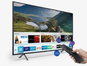 Smart TV LED UHD Samsung 58'' UN58RU7100  - Samsung