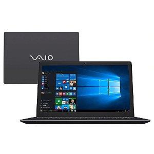 """Notebook Vaio VJF155F11X-B0211B Intel Core i5 7200U 15,6"""" 8GB HD 1 TB Windows 10 7ª Geração"""