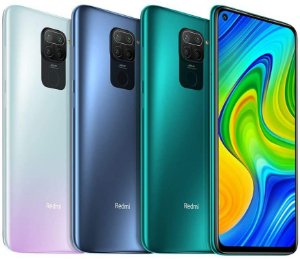 Smartphone Xiaomi Redmi Note 9 128GB Versão Global