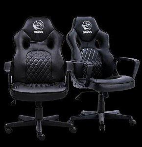 Cadeira Gamer Mad Racer STI Master - PRETA