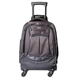 """Mochila para Notebook até 15,6"""" Maxprint Trolley Suits - Preto"""