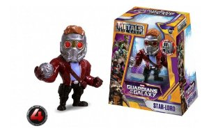 Metalfigs - Star Lord Guardiões da Galaxia 10CM - Metal Die Cast M150