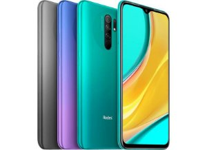 "Smartphone Redmi 9 64GB Tela 6.53"" RAM 4GB Camera 13MP Versão Global - Xiaomi"