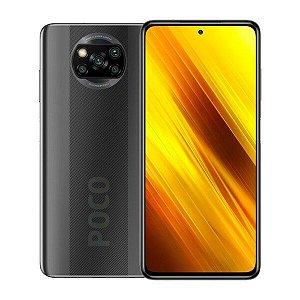 Smartphone Xiaomi Poco X3, gray, 6GB RAM, 64GB  - versão global