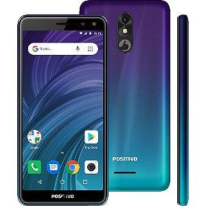 Smartphone Positivo Twist 2 Pro S532, 32GB, 1GB RAM - Aurora