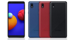 Smartphone Samsung Galaxy A01 Core 2Gb Ram 32Gb Cãmera 8MP Quad Core