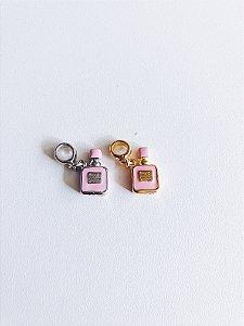 Berloque perfume rosa