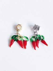 Berloque pimentas