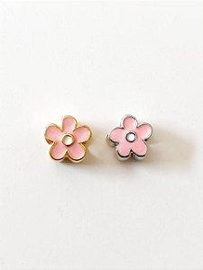 Separador flor rosa