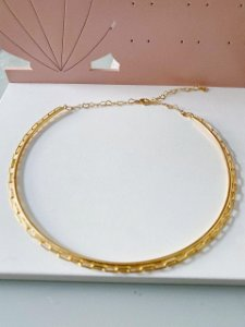 CHOCKER DOURADA CARTIER