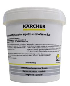Detergente em Pó para Limpadora de Estofados SE 4001