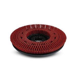 Disco de Cerdas Vermelhas 510mm