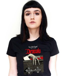 Camiseta Drácula