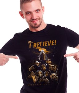 Camiseta I Believe