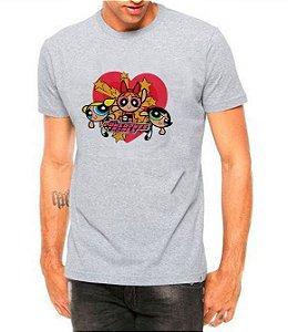 Camiseta Meninas Superpoderosas