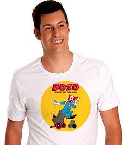 Camiseta Bozo