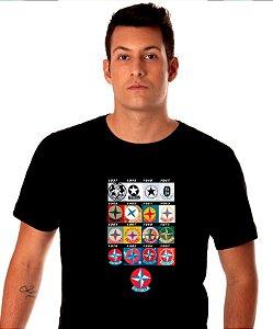 Camiseta Logotipo Estrela