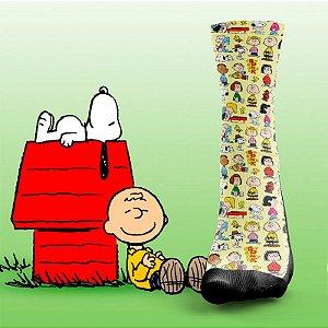Meia Snoopy