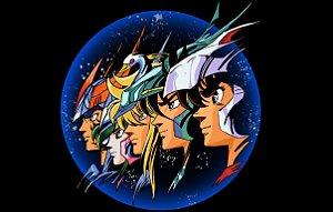 Camiseta Cavaleiro do Zodíaco