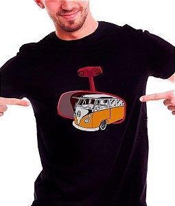 Camiseta Olhando Kombi