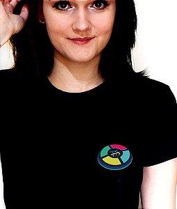 Camiseta Básica jogo memória