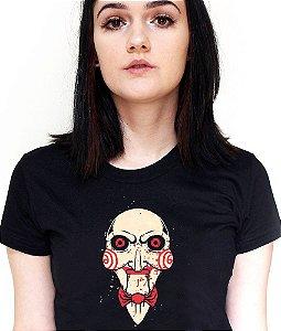 Camiseta Jogos Mortais
