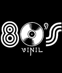 Camiseta Disco Vinil
