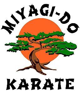 Camiseta Karatê Miyagi-Do