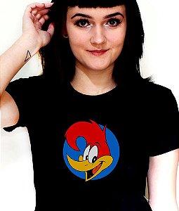Camiseta Pica-Pau