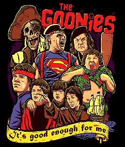 Camiseta The Goonies