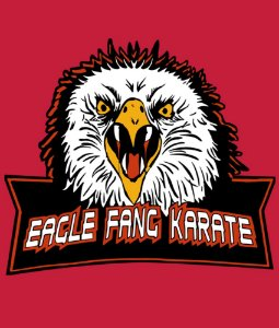 Camiseta Eagle Fang karate