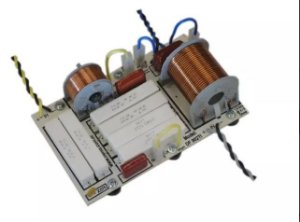 Divisor De Frequência Df902ti Nenis 2 Vias 900 Watts Driver